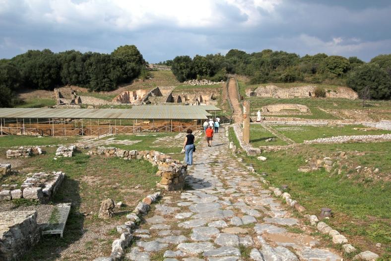 Rusellae Ruins